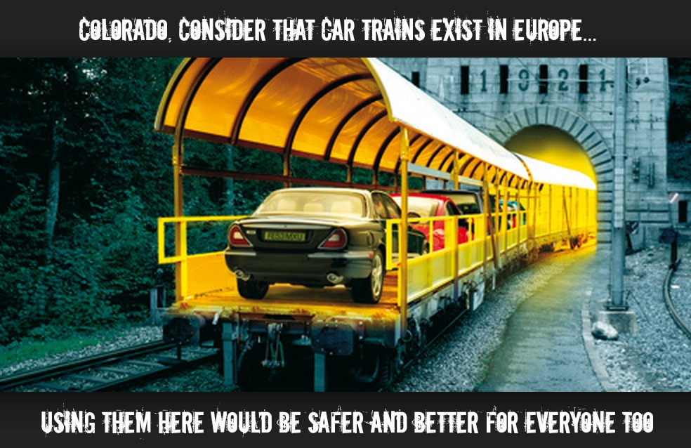 car trains for colorado